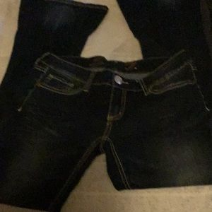 Seven Flare Jeans 28/33